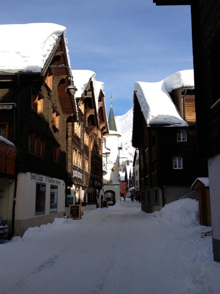 andermat, un spot fabuleux de ski hors pistes et freeride