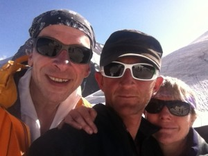Steph, Marie et Moi