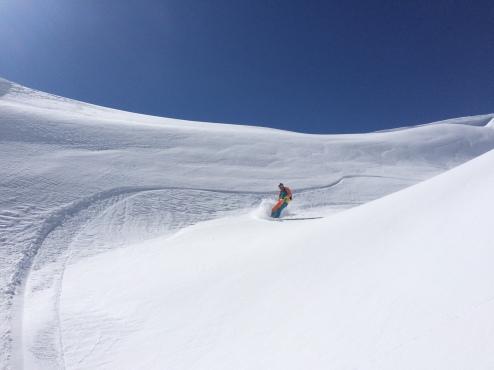 Nant Noir au Tour Chamonix