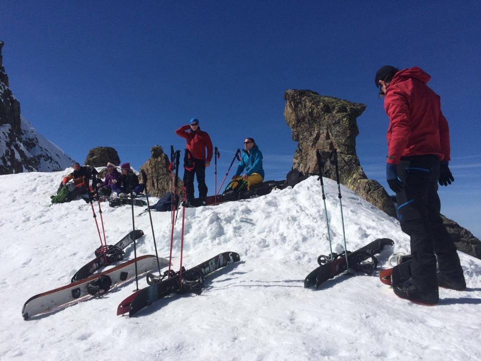 Col du belvédère - Aiguilles Rouges - Chamonix