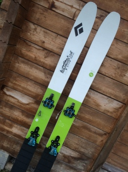 Ski Black Diamond Helio 116