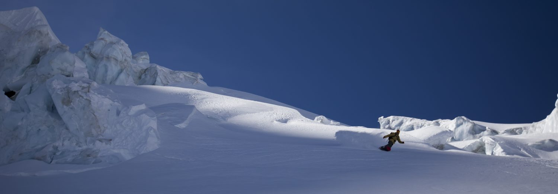 Romain Luksenberg, guide de haute montagne à Chamonix